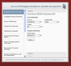 Rock Realty Mortgage Calculator