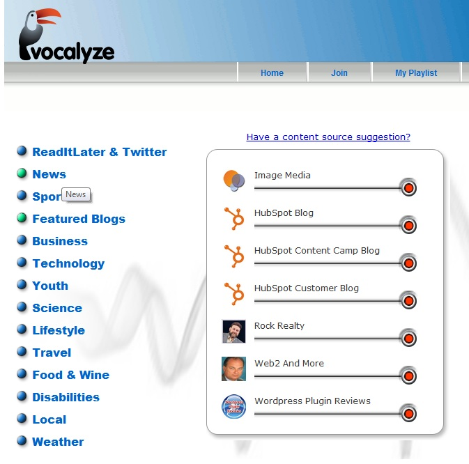 Rock Realty Featured on Vocalyze.com