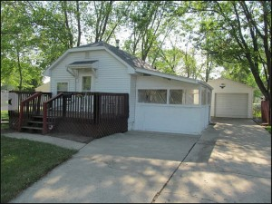 One Bdrm starter home|rental in Janesville