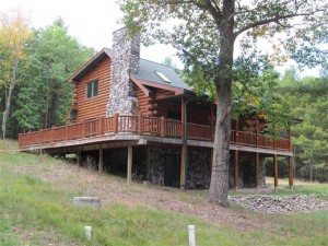 Short Sale Reduced By 44k Hunting Land Log Cabin 38