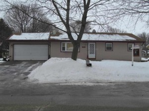 4 Bedroom Janesville, WI Ranch Home For Sale