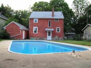 Janesville Swimming Pool
