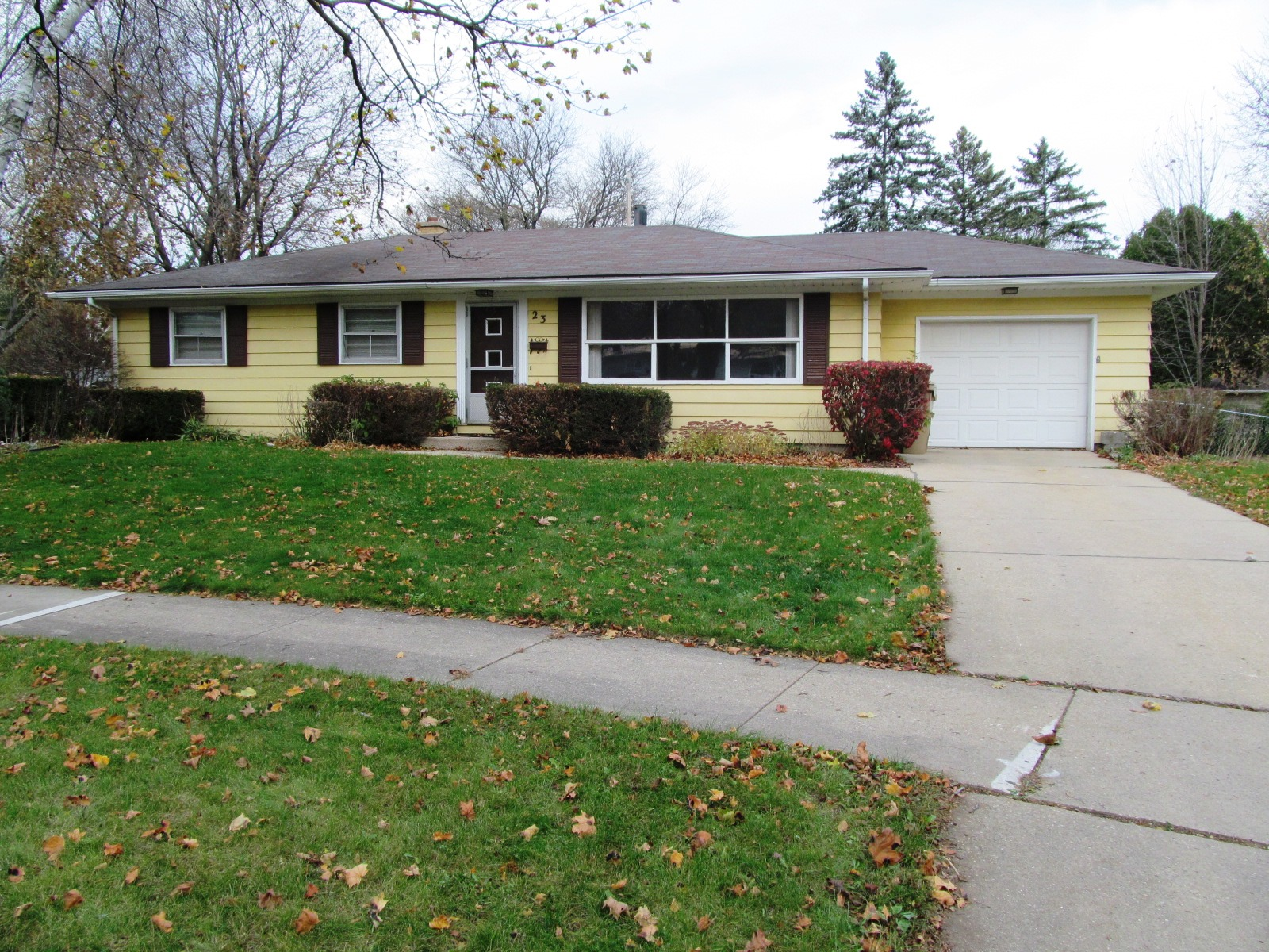 Evansville Homes For Sale Wi